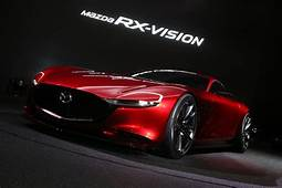 Mazdas Next Rotary Sports Car Delayed Until After 2020