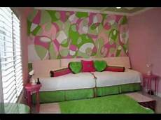 Bedroom Ideas Green And Pink by Pink And Green Bedroom Decorating Ideas
