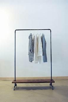 Kleiderstange Aus Rohren - original kleiderstange quot fireandsteel industry quot