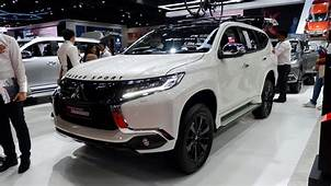 2019 Mitsubishi Pajero Sport Elite Edition Price Photos