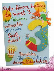 Gl 252 Ckw 252 Nsche Dritter Geburtstag Geburtstagsgl 252 Ckw 252 Nsche