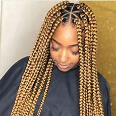 Hairstyles For Box Braids 37 unique triangle box braids hairstyles 2019 funky for