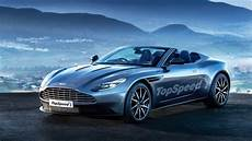aston martin db11 volante 2018 aston martin db11 volante review top speed