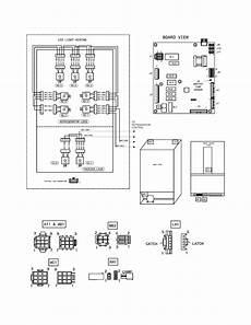 frigidaire fghg2366pf2a bottom refrigerator genuine parts