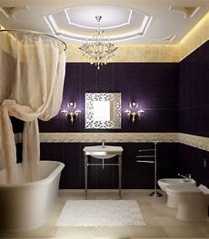 Bathroom Ideas Purple by 56 Cool Purple Bathroom Design Ideas Digsdigs
