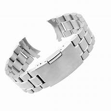 20mm 22mm Replacement Bracelet Band by Silver 16mm 18mm 20mm 22mm 24mm New Mens Stainless Steel