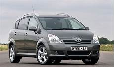 toyota corolla verso review 2004 2009 parkers