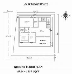 south east facing house vastu plan 37 x30 single bhk east facing house plan as per vastu