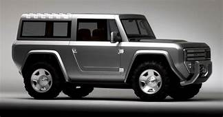 2015 Ford Bronco Concept Coming Back  Future Cars Models