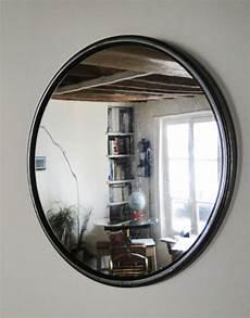 miroir rond metal miroir rond m 233 tal paulette