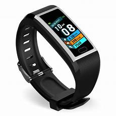 Bakeey Fitness Tracker Record Blood Pressure bakeey t12 1 14 fitness tracker record blood pressure o2