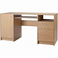 argos home office furniture buy home calgary double pedestal desk with filer oak