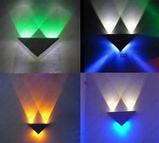 triangle dimmable n led l wall sconces light fixture