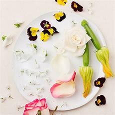 les fleurs comestibles subliment nos assiettes la grande