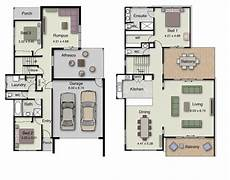 small double storey house plans duplex small house floor plans with 3 or 4 bedrooms
