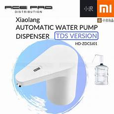 Xiaolang Portable Water Dispenser by Xiaomi Xiaolang Tds Water Dispe End 8 28 2020 6 15 Pm