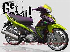 Warna Motor Jupiter Z by Yamaha Jupiter Z Modifikasi Modifikasi Mobil Motor