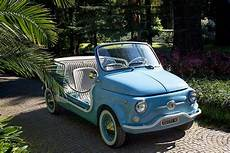 fiat 500 jolly hertz italy adds an electric conversion of a 1960 s model