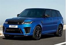 nouveau range rover sport sports car rental dubai range rover sport svr 2019