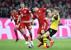 Bayern Dortmund In The Klassiker Clash Of 2019