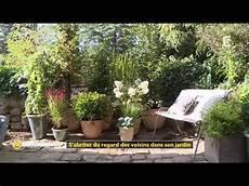 comment cacher vis a vis jardin quelles plantes pour se cacher de la vue des voisins