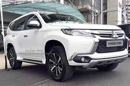 Mitsubishi Shogun Sport To Go On Sale In UK January