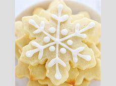 Snowflake Cookies image