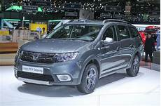 new dacia logan mcv stepway on sale now priced from 163