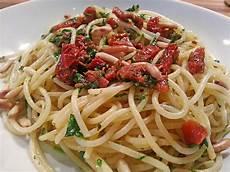 Rezepte Mit Getrockneten Tomaten - spaghetti mit getrockneten tomaten steffypeter