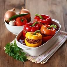 gefüllte paprika mit reis rezept backofen rezept f 252 r gef 252 llte paprika mit reis
