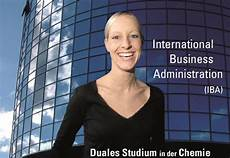 duales studium international business duales studium business administration ǀ chemie azubi