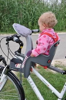 Fahrrad Mit Kindersitz - der kinderfahrradsitz f 252 r vorne papa leser haben