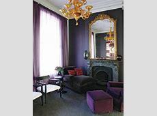Decor me Happy by Elle Uy: Purple Plum and Barney