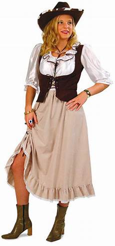 tenue western femme costumes western femme