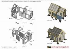 dog house plans insulated home garden plans dh300 insulated dog house plans