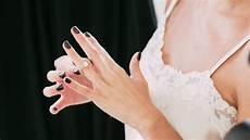 wedding traditions why is the wedding ring worn the left
