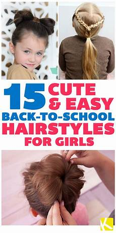 17 fun easy back to school hairstyles for little hairstyles cute hairstyles for
