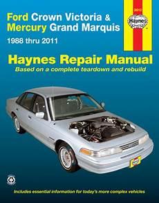 free service manuals online 2002 mercury grand marquis spare parts catalogs all ford crown victoria parts price compare