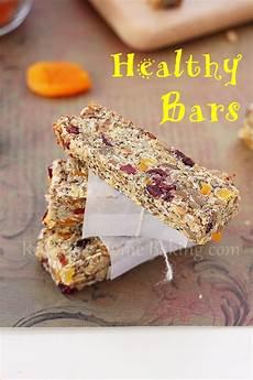 Healthy Seed Bar healthy snack bars recipe