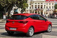 Opel Astra Rot - 2016 holden astra review