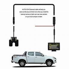 auto vox m1w auto vox m1w wireless backup kit ip 68 waterproof