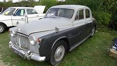 Max Automobile Mannheim - 1953 1959 rover p4 veterama mannheim 2015