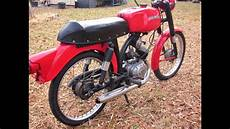Harley Davidson M 50 50cc Sport 1965 Model With Look