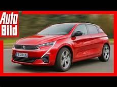 Zukunftsvision Peugeot 208 2018 Details Erkl 228 Rung