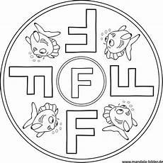 Ausmalbilder Buchstaben F Buchstabe F Mandala Bild F 252 R Kinder Zum Ausdrucken