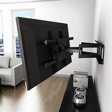tv swivel mounting up to 70 quot wires concealed wall