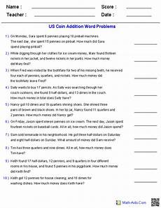 money math worksheets word problems 2388 printable play money coins driverlayer search engine