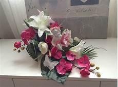 Composition Florale Originale Pour Mariage Pivoine Etc