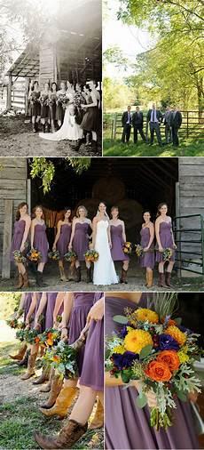 rustic fall wedding with creative diy ideas