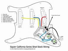 strat wiring diagrams squier california series strat stock wiring diagram squier talk